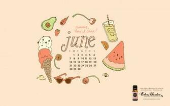 Download Download June 2015 Desktop Wallpaper Calendar Edens