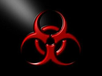 Biohazard Symbol Background Download Wallpapercraft