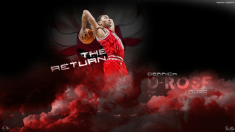 Download Derrick Rose Wallpapers pictures in high definition or