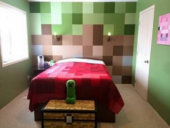 The Dream Minecraft Bedroom Geek Decor