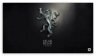 Game of Thrones Hear me Roar Lannister HD wallpaper for HD 169 High