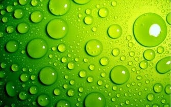 Green Bubbles Wallpapers HD Wallpapers