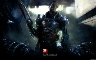 Mass Effect 3 Wallpapers fond dcran photos en HD