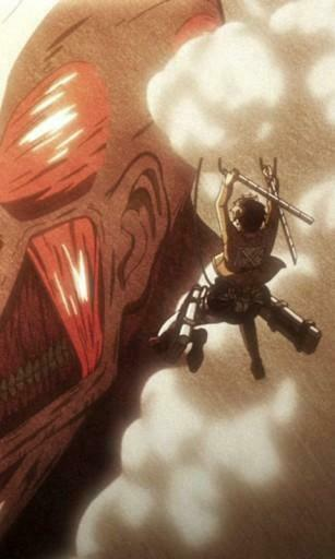 Attack On Titan Iphone Wallpaper 1080p Attack on titan live wallpaper