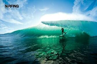 Waves Surfing Wallpaper Background For Co 5954 Wallpaper Cool