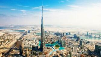 Burj Khalifa aka Burj Dubai Wallpapers HD Wallpapers
