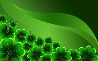 Download Shamrocks wallpaper