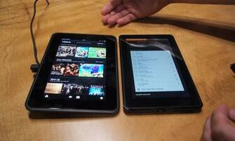 Kindle Fire HD v Kindle Firejpg