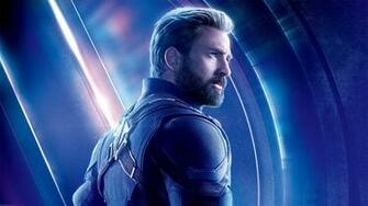 Chris Evans Captain America Avengers Endgame Wallpaper HD 2019