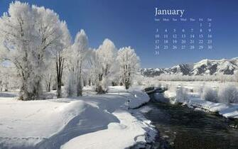Download Desktop Wallpapers January Wallpapers for