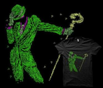 Riddle Me This Wallpaper Riddle me this by nox dl
