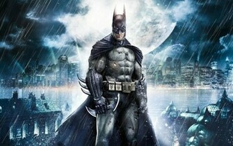 Batman   Arkham Asylum wallpaper 5552