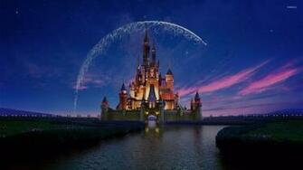 Disney castle wallpaper   Cartoon wallpapers   31399