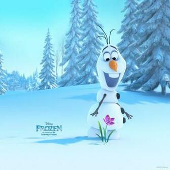 Olaf in Frozen HD Wallpaper   iHD Wallpapers