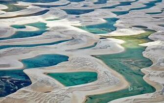 Lenis Maranhenses National Park in Barreirinhas Brazil Rudi