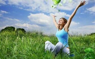 FREEDOM GIRL HAPPY Hd Wallpaper