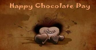 Chocolate Day Images HD Wallpapers Happy Chocolate Day 2018