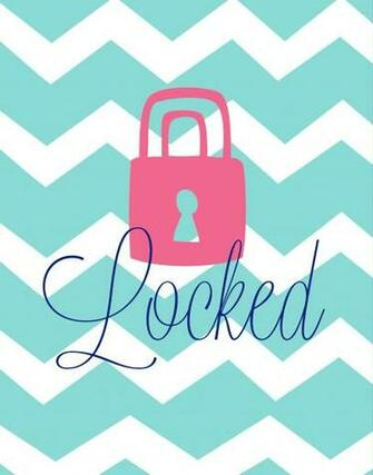 Chevron lock screen Cute pics cell backgrounds Pinterest