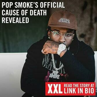 Pop Smokes Official Cause of Death Revealed   XXL