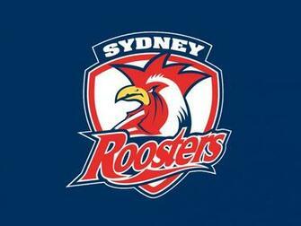 Sydney Roosters Blue Logo   NRL Wallpaper 29425464
