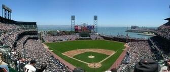 San Francisco Giants Baseball Stadium Wallpaper HD