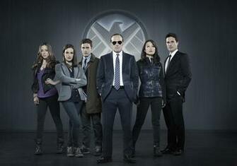 Download agents of shield promo wallpaper HD wallpaper