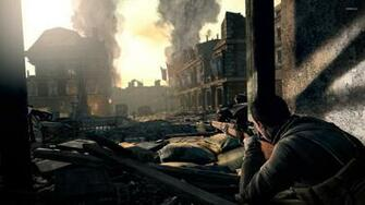 Sniper Elite 3 wallpaper   Game wallpapers   21195
