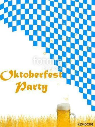 Oktoberfest Wallpaper Stock photo and royalty free