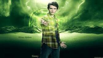 Download Robbie Kay As Tommy In Heroes Reborn Tv Series Wallpaper