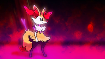 Braixen Wallpaper by RealSonicSpeed