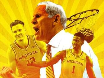 Michigan Is the Most Perfect Team in College Basketball   The Ringer
