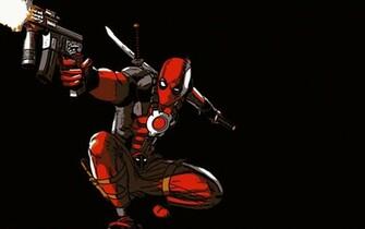 Gunning Deadpool Wallpapers Gunning Deadpool HD Wallpapers