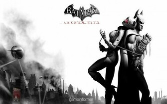 BatmaN Arkham City wallpapers BatmaN Arkham City stock photos