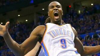 Thunder trade Serge Ibaka to Magic Victor Oladipo to OKC