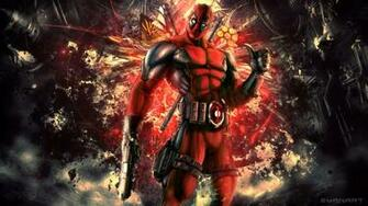 Download Wallpaper 3840x2160 Deadpool Abstract Mercenary Anti hero