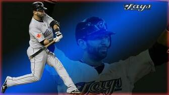 the real Jose Bautista fan this awesome Blue Jays desktop wallpaper