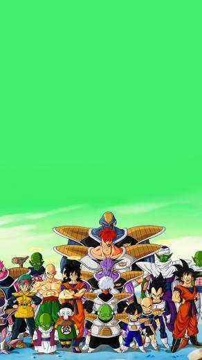 3Wallpapers Best Wallpapers for all iPhone Retina Dragon Ball Z