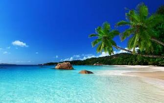 Top Tropical Island Desktop Wallpapers