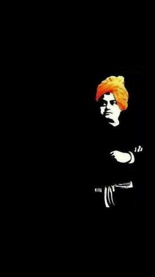 Swami Vivekananda Mobile Wallpapers