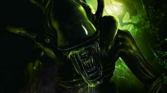Alien Wallpaper HD