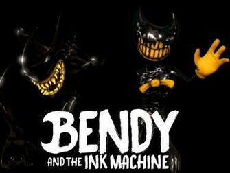 Bendy And The Ink Machine Beast Bendy Drawing Download
