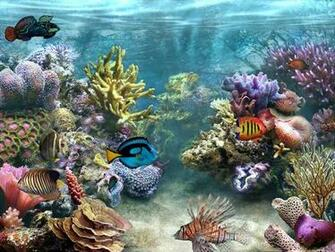 Sim Aquarium 26a Screensaver MegaGames