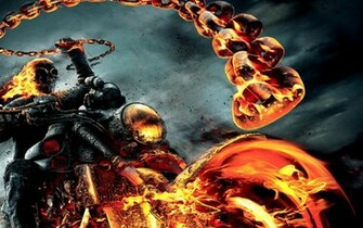 Ghost Rider 2 Wallpapers HD Desktop Wallpapers