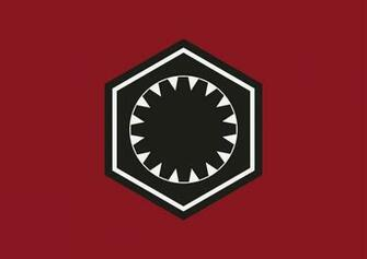Star Wars   First Order Logo by STARKILLER1138