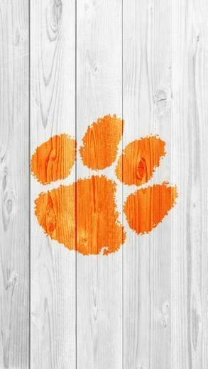 Clemson iPhone 5 iPhone Wood Wallpapers Photo album by Lunaoso