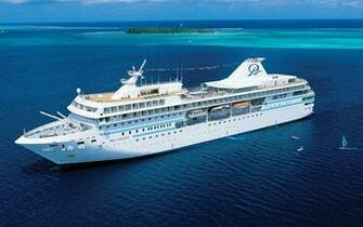 Cruise Ship Wallpapers