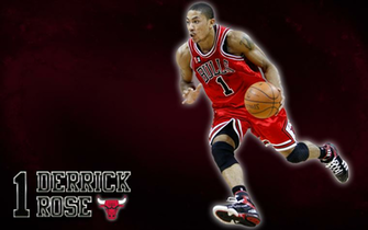 Derrick Rose Chicago Bulls Wallpaper by JaidynM on