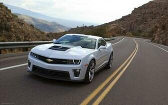Chevrolet Camaro ZL1 2012 Widescreen Exotic Car Pictures