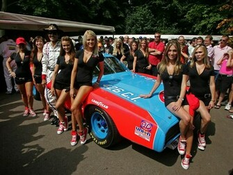 Charger NASCAR Race Car   Girls And The Car   1024x768   Wallpaper