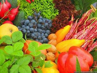 Fruits and vegetables wallpapers 2